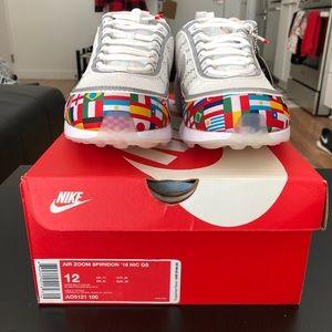 Air Zoom Spiridon Flag Pack Sneaker NWT